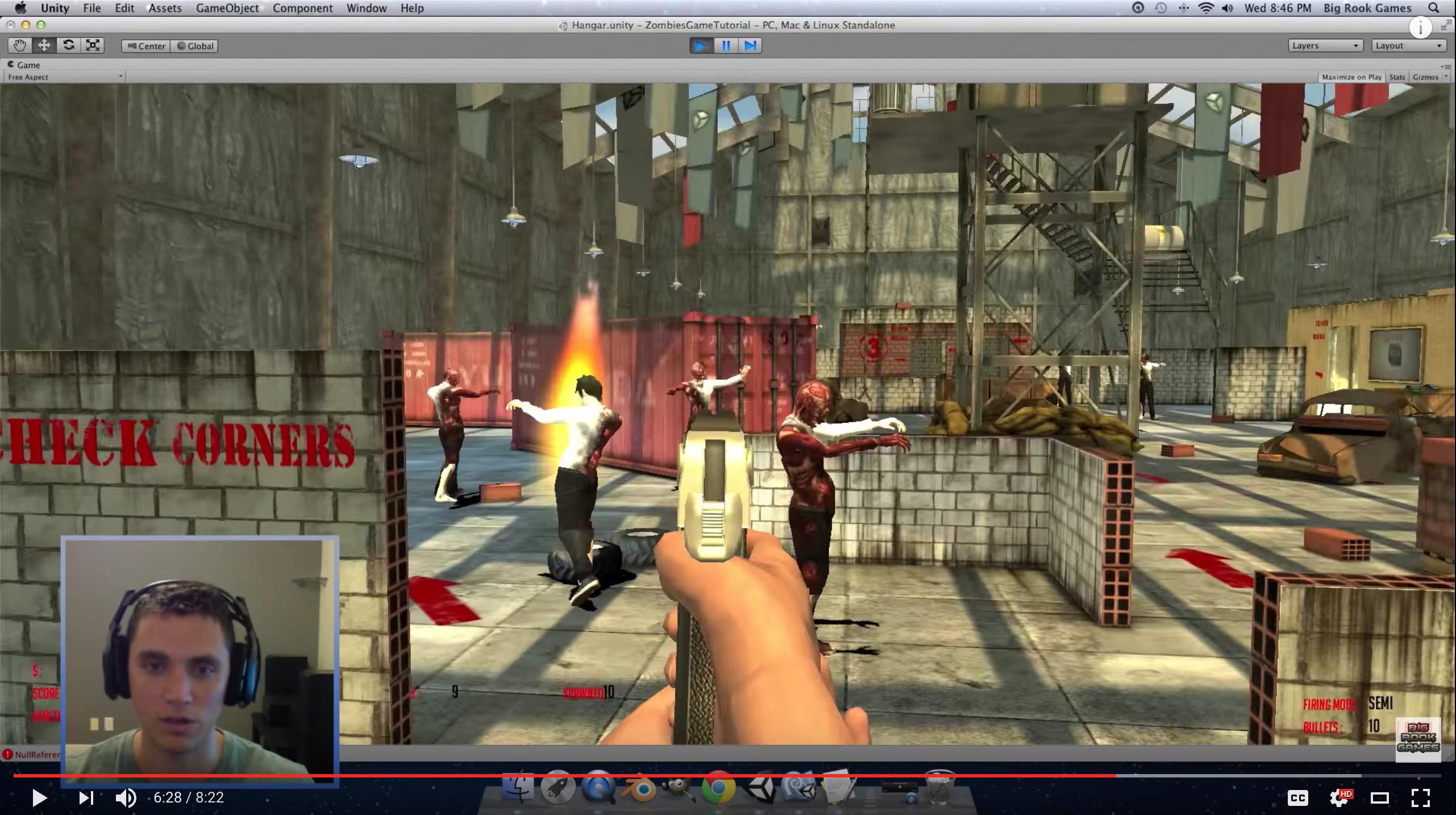 Unity 3d the quickest way to become an expert game developer gallery baditri Image collections