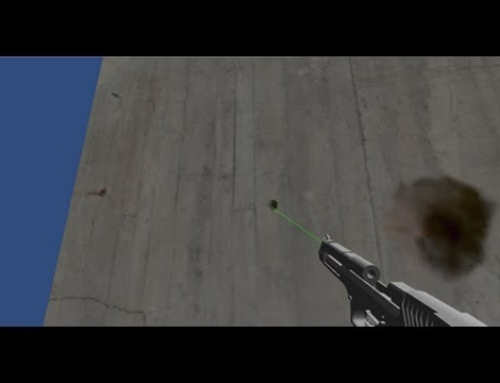 Raycast, Bullet Holes, and Random Arrays in Unity 3d