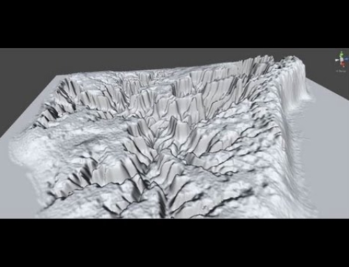 Generating Terrain from Heightmaps in Unity 3d