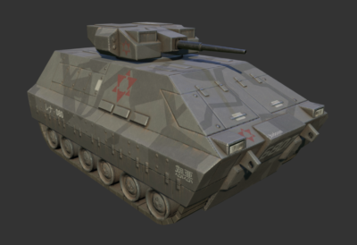 free army tank