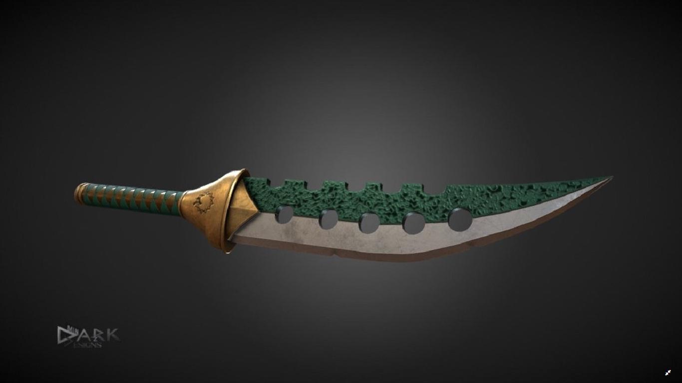 Demon Sword Lostvayne Big Rook Games