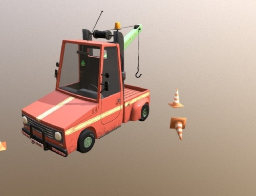 Evakuator Car