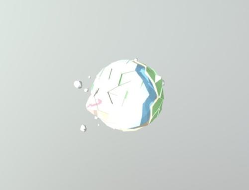 EarthLowPoly