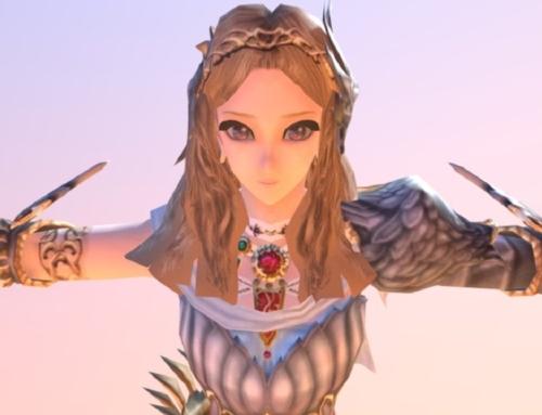 Wii – Zangeki No Reginleiv – Freyja