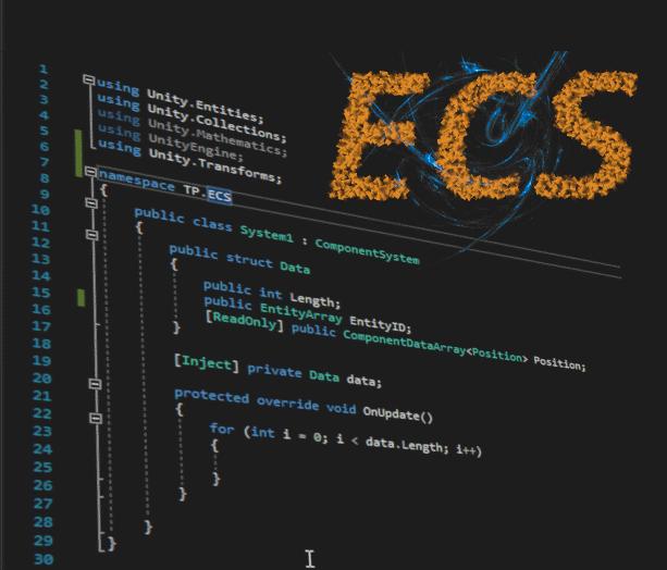 Unity ECS