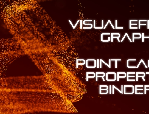 Unity Visual Effect Graph Instancing Using Point Cache Multiple Position Binder